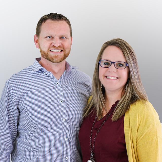 Ben and Jessica Gaiser